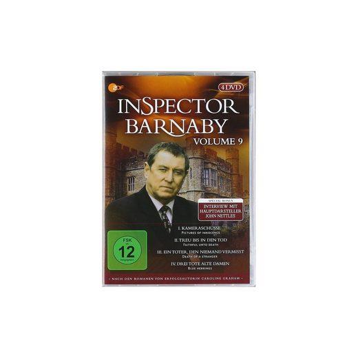 Edel DVD Inspector Barnaby Vol.9