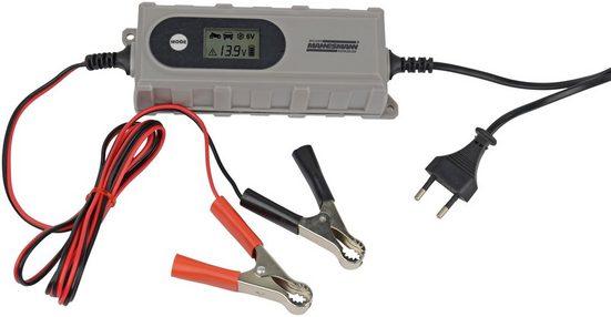 Brüder Mannesmann Werkzeuge Batterie-Ladegerät (6/12 V)