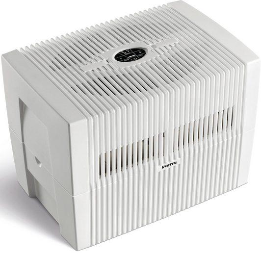 Venta Luftwäscher LW45 COMFORTPlus, für 60 m² Räume, Luftbefeuchtung und Luftreinigung (bis 10 µm Partikel)