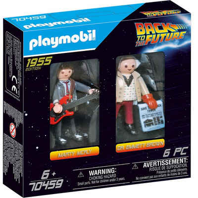 Playmobil® Spielfigur »PLAYMOBIL® 70459 Back to the Future Marty McFly«