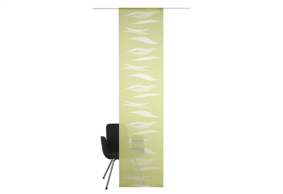 Schiebegardine, Deko Trends, »Hanna«, mit Klettband (1 Stück mit Zubehör)