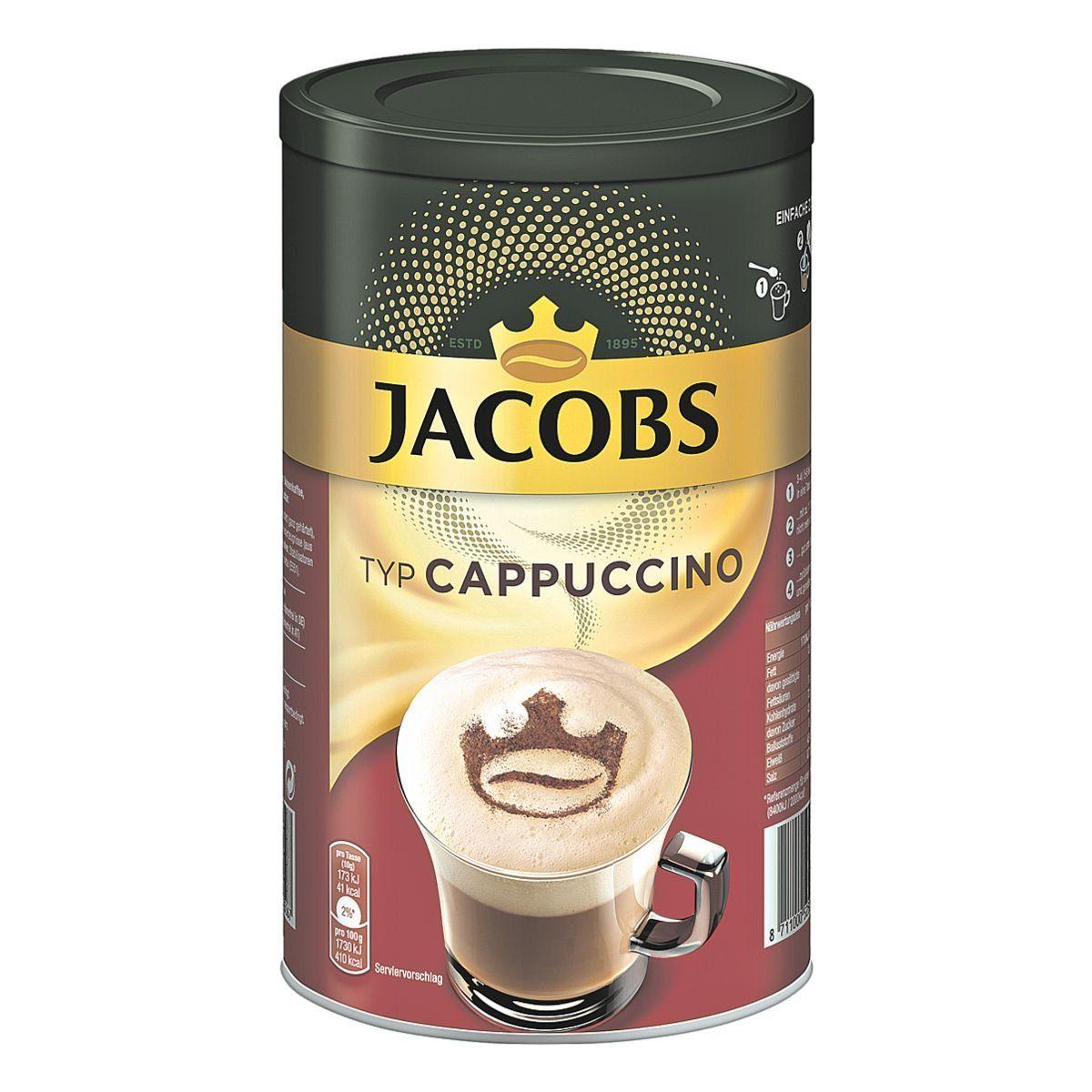 Jacobs Cappuccino »Classico«