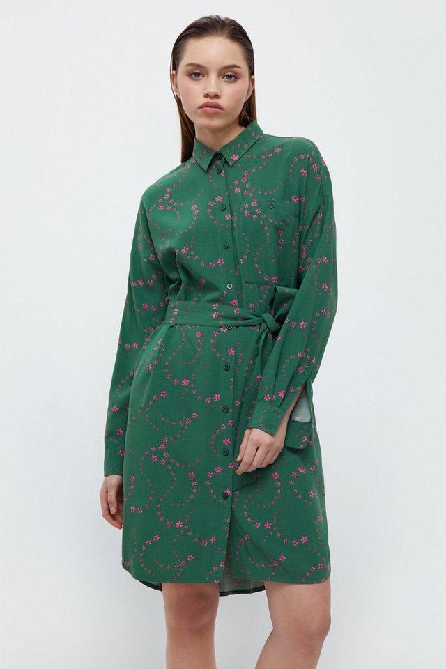 finn flare -  Jerseykleid mit dem Stoffgürtel