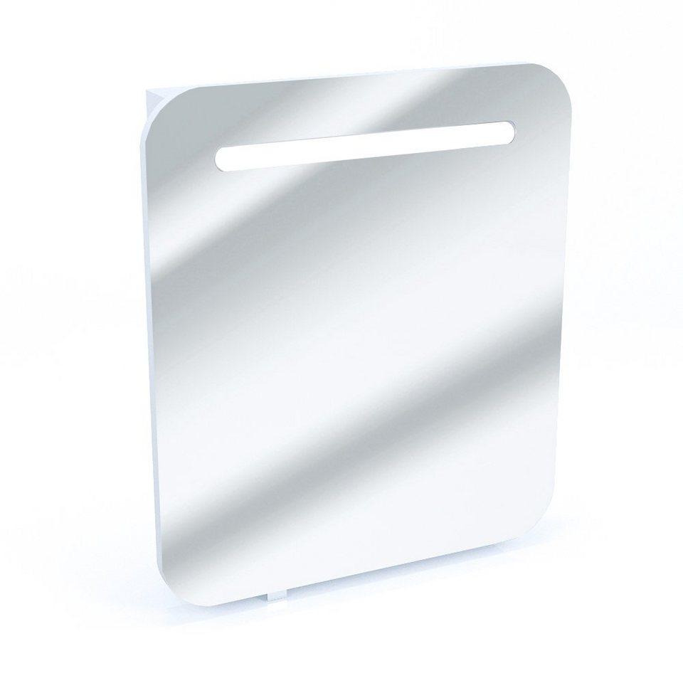 Vicco Badezimmerspiegelschrank »LED Spiegelschrank Badspiegel Badschrank  Spiegel 20 cm Weiß Hochglanz« online kaufen   OTTO