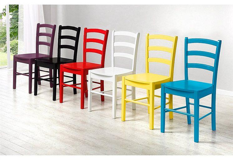 Stühle »stuhlparade« (2 Stck.) lackiert