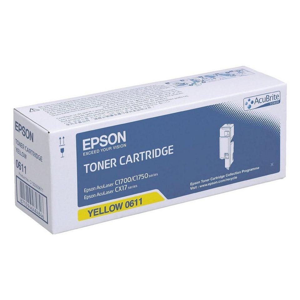 Epson Tonerpatrone »S050611«