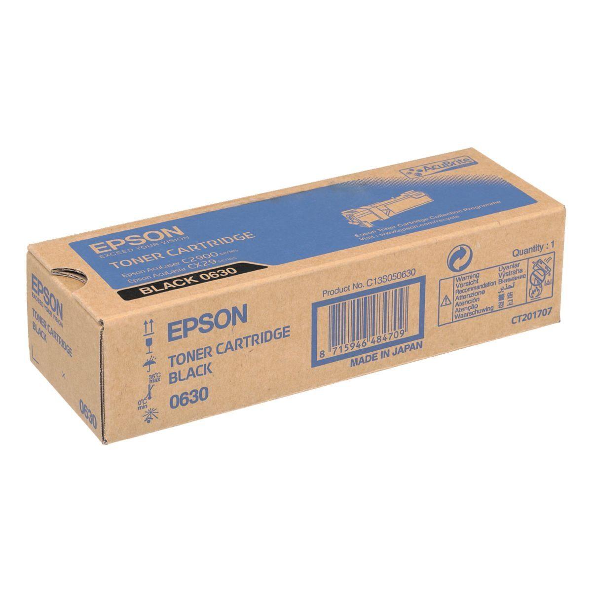 Epson Tonerpatrone »S050630«