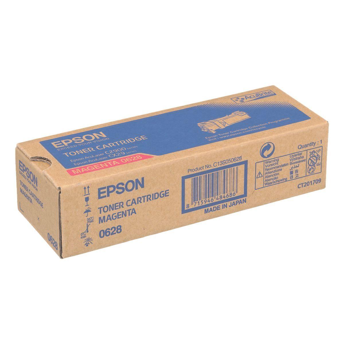 Epson Tonerpatrone »S050628«