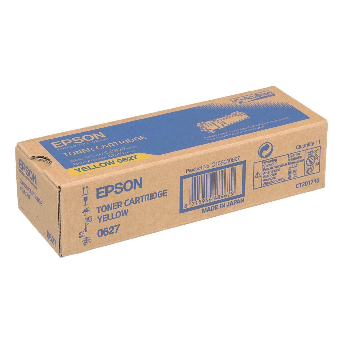 Epson Tonerpatrone »S050627«