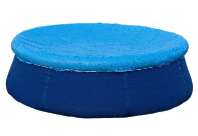 Abdeckplane Simple Pool
