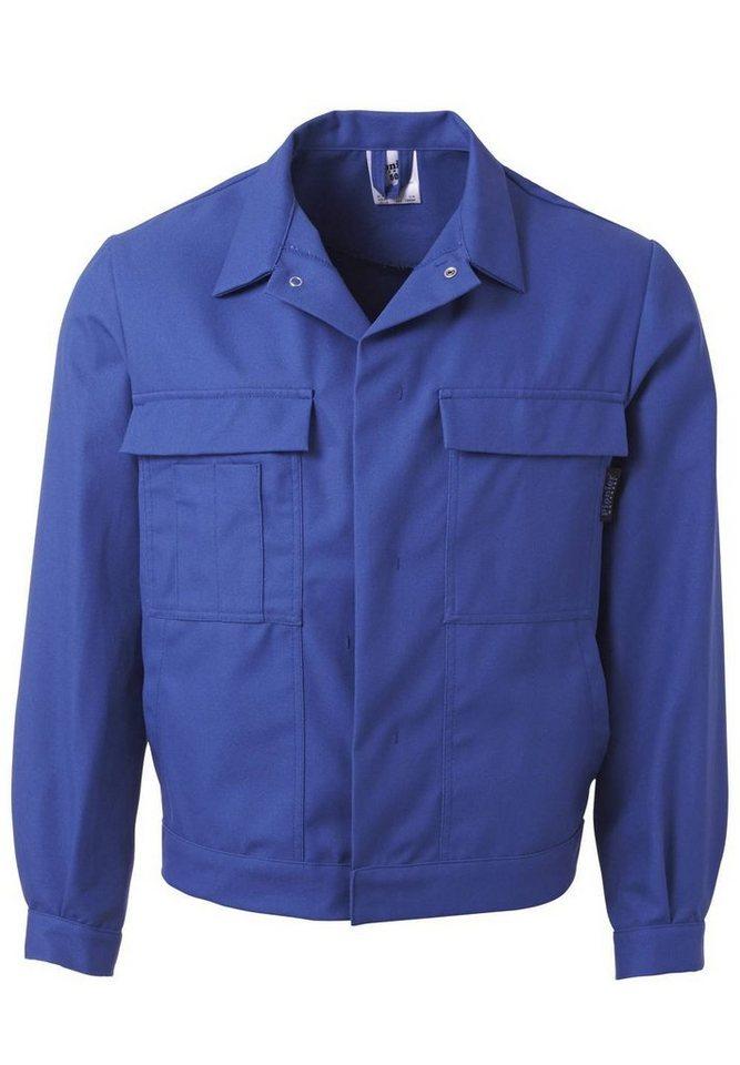 Pionier ® workwear Blousonjacke Top Cotton in kornblau
