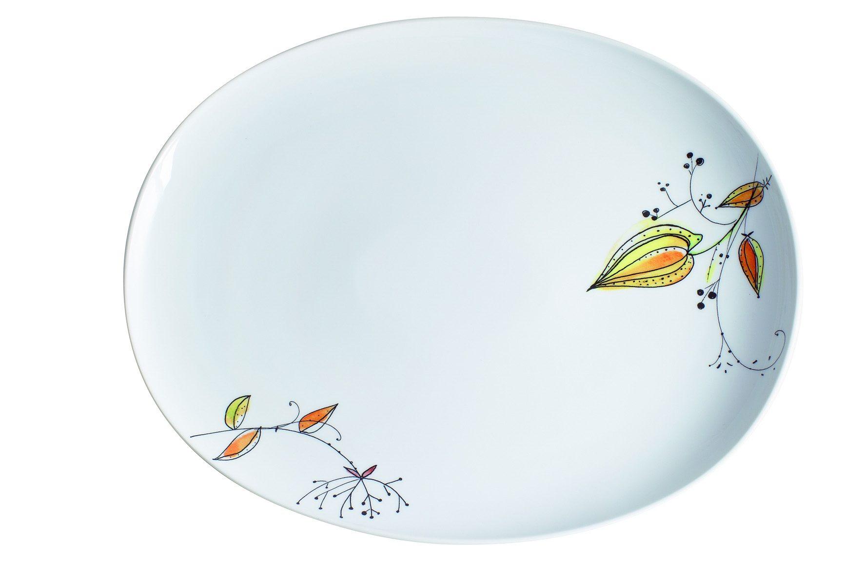 Kahla Maxi-Platte 33 cm »Five Senses Wonderland«