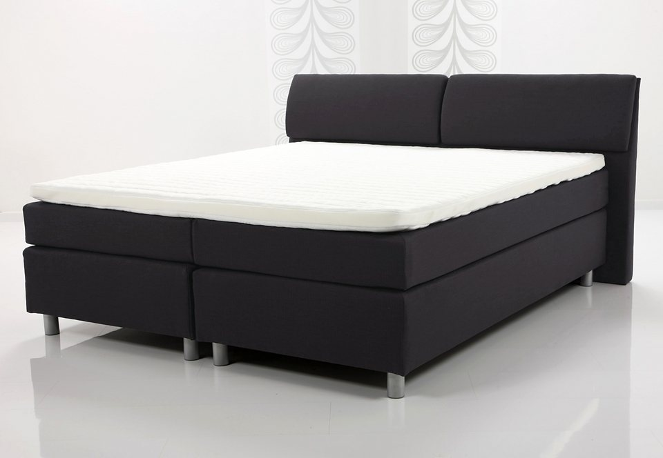 boxspringbett breckle online kaufen otto. Black Bedroom Furniture Sets. Home Design Ideas
