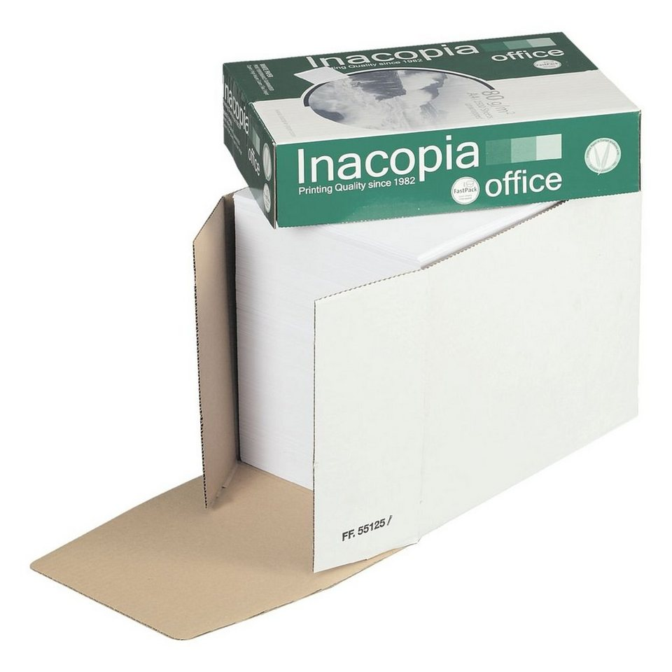 Inacopia Öko-Box Multifunktionales Druckerpapier »Office«