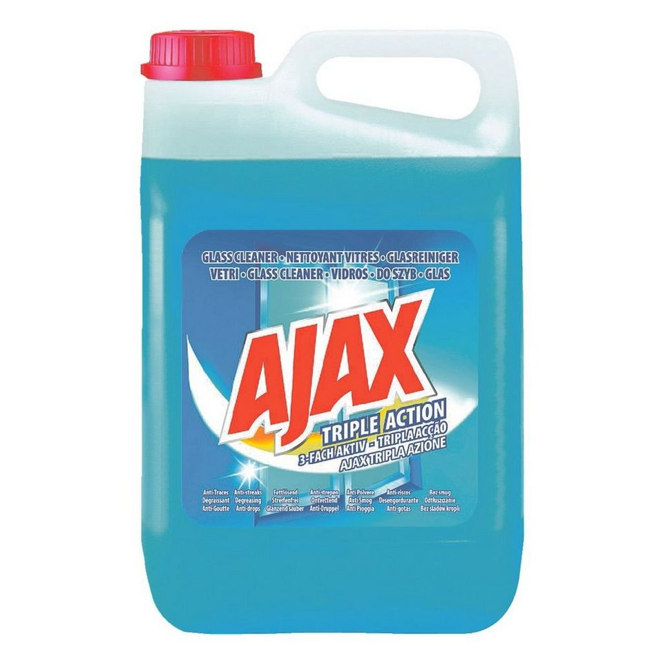 Glasreiniger »Ajax 3-Fach Aktiv«