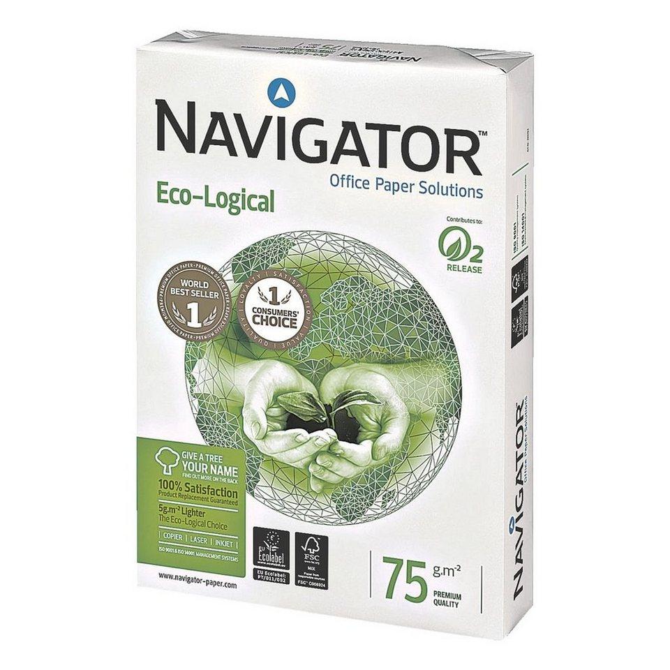 Navigator Multifunktionales Druckerpapier »Eco-Logical«