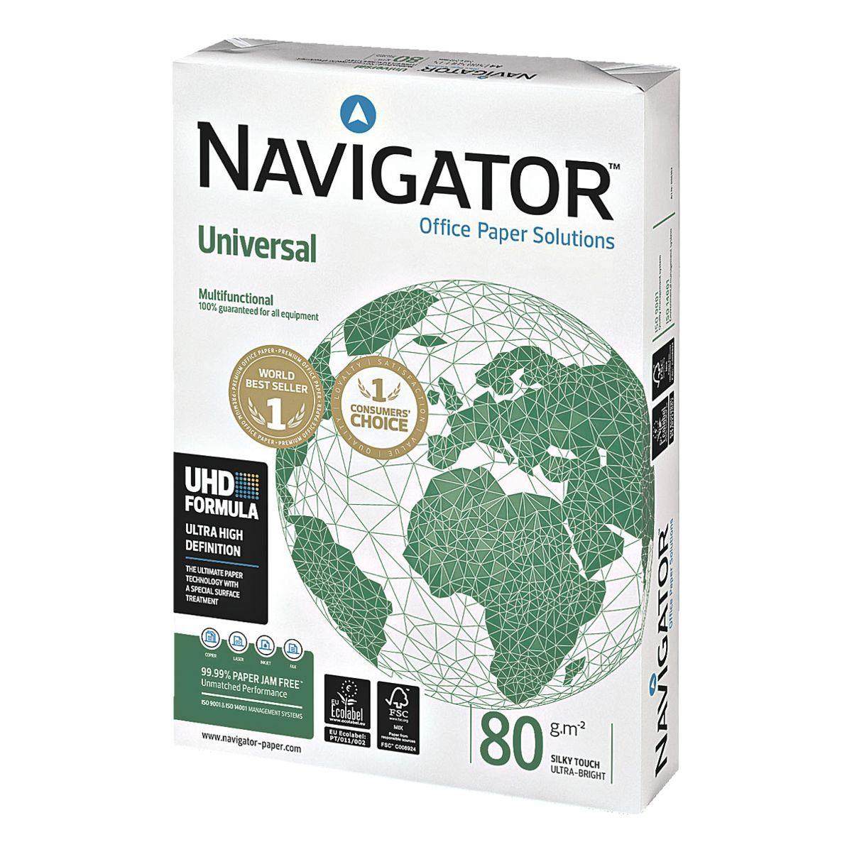 Navigator Multifunktionales Druckerpapier »Universal«