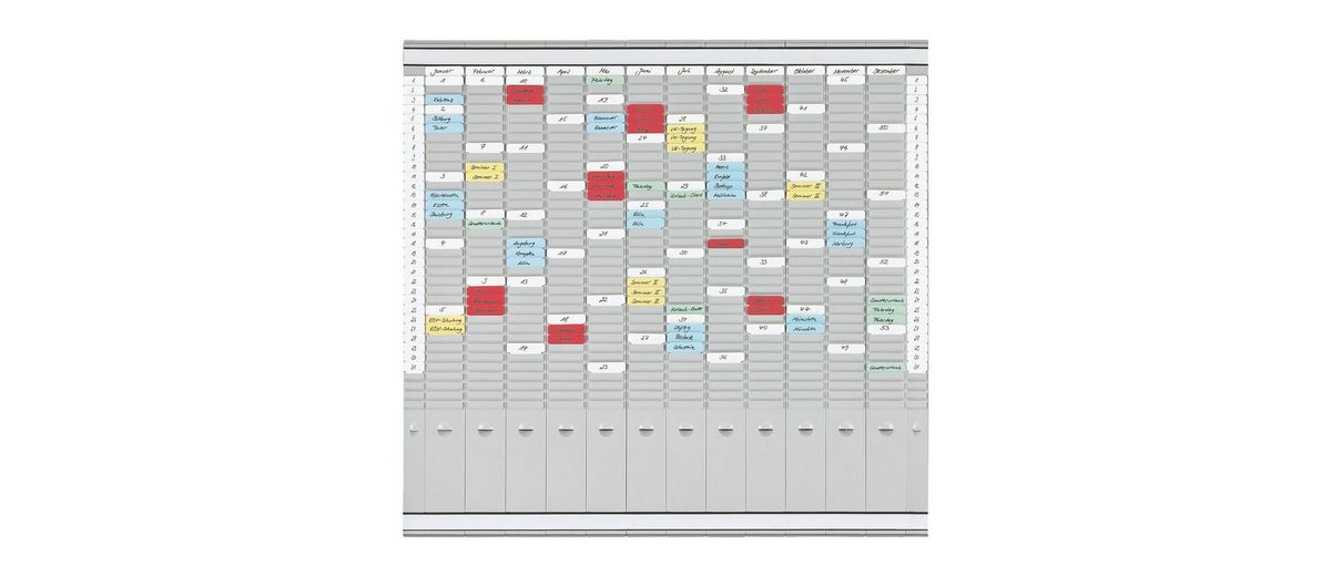 Franken T-Kartenplaner