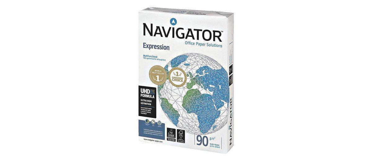 Navigator Multifunktionales Druckerpapier »Expression«