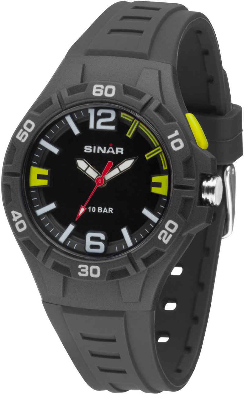 SINAR Quarzuhr »XB-37-1«