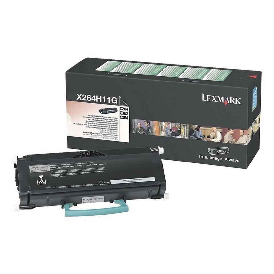 Lexmark Rückgabe-Tonerkassette »H264H11G«