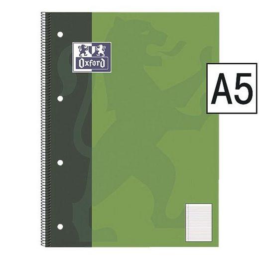 OXFORD Collegeblock 100050392 A5 liniert, holzfreies Papier