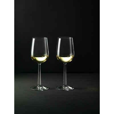 Rosendahl Weißweinglas »Grand Cru Bordeaux Weissweinglas 2er Set«, bleifreies Glas