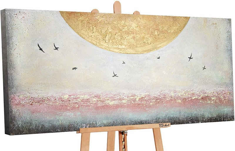 YS-Art Gemälde »Sonnenenergie PS092«