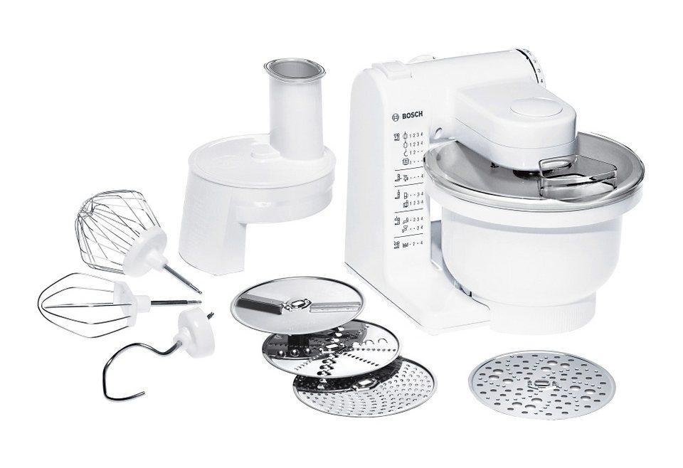 Bosch Küchenmaschine »MUM4427« aus 'The Taste' in weiß