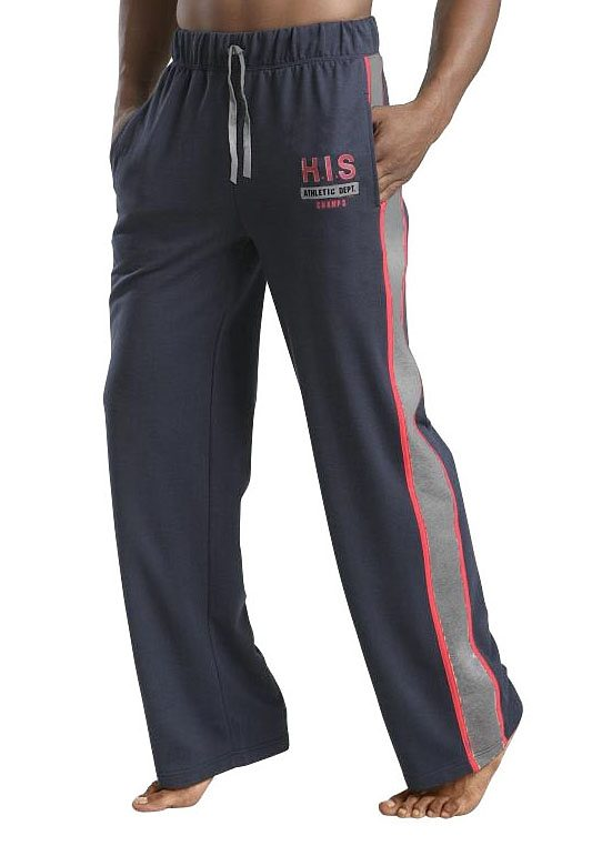 H.I.S Relaxhose aus weicher Sweatware