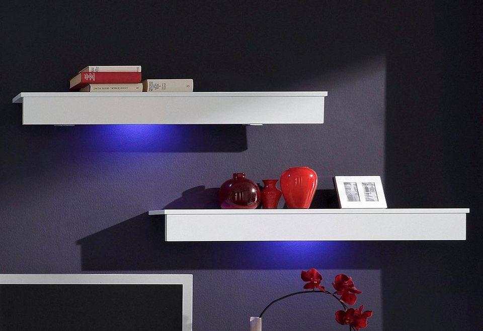 LED-Unterbaubeleuchtung, Wessel in blau
