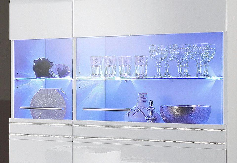 led glaskantenbeleuchtung wessel online kaufen otto. Black Bedroom Furniture Sets. Home Design Ideas