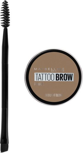 MAYBELLINE NEW YORK Augenbrauen-Gel »Tattoo Brow Pomade Pot«