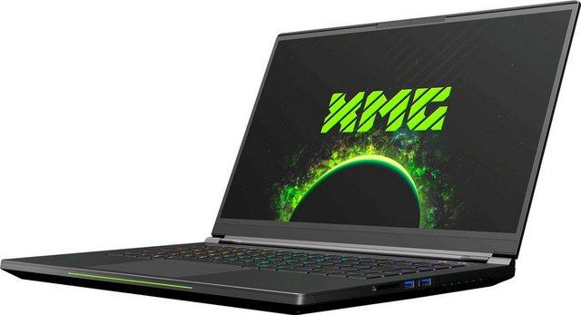 XMG FUSION 15-L19 Notebook 39,62 cm 15,6 Zoll, Intel Core i7, GeForce RTX 2070 Max-Q, 1000 GB SSD, Kostenloses Upgrade auf Windows 11, sobald verfügbar