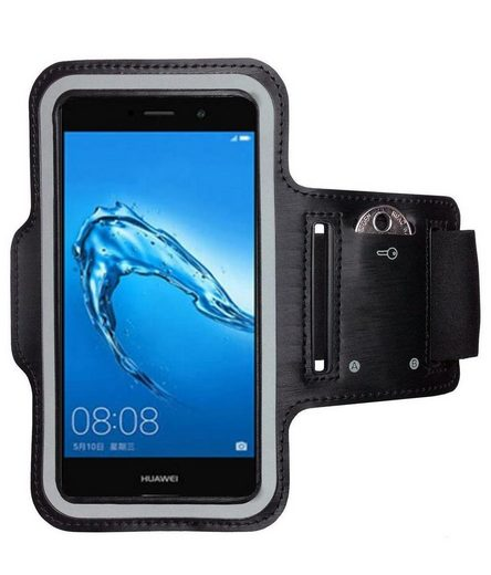 CoverKingz Handyhülle »Huawei Y7 Prime Handy Sport Armband Sportarmband Laufhülle Fitness« Huawei Y7 Prime