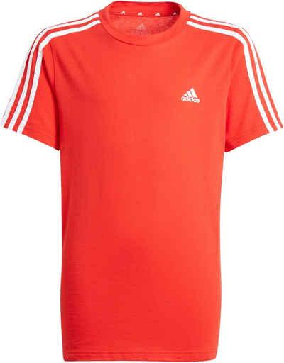 adidas Performance T-Shirt »ESSENTIALS 3-STREIFEN T-SHIRT«