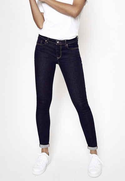 FIVE FELLAS Skinny-fit-Jeans »ZOE« nachhaltig, Italien, Stretch, magic shape