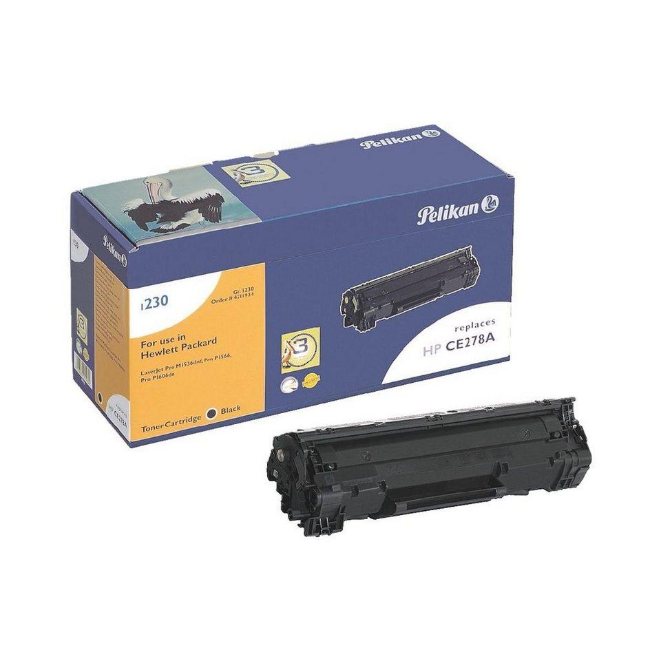 Pelikan Druckkassette ersetzt HP »CE278A« Nr. 78A