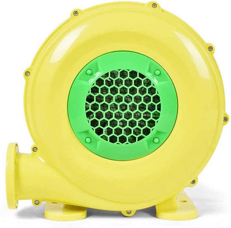 COSTWAY Luftpumpe »Gebläse, Ventilator, Windmaschine, Lüfter elektrisch«, 350W