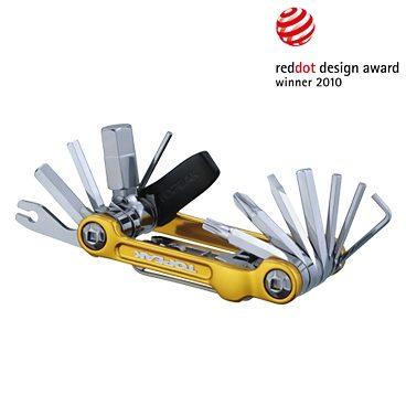 Topeak Werkzeug & Montage »Mini 20 Pro Miniwerkzeug gold«