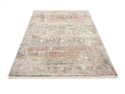 Teppich »BESTSELLER CAVA«, OCI DIE TEPPICHMARKE, rechteckig, Höhe 8 mm, Glanz Viskose, mit Fransen, Wohnzimmer
