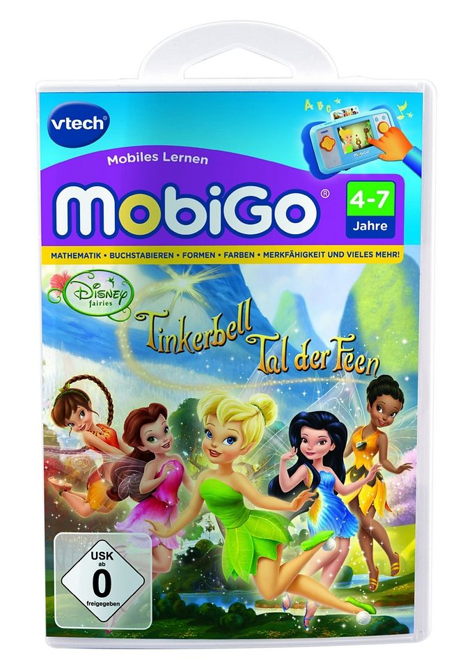 VTech Lernspiel, »MobiGo2, Tinkerbell«