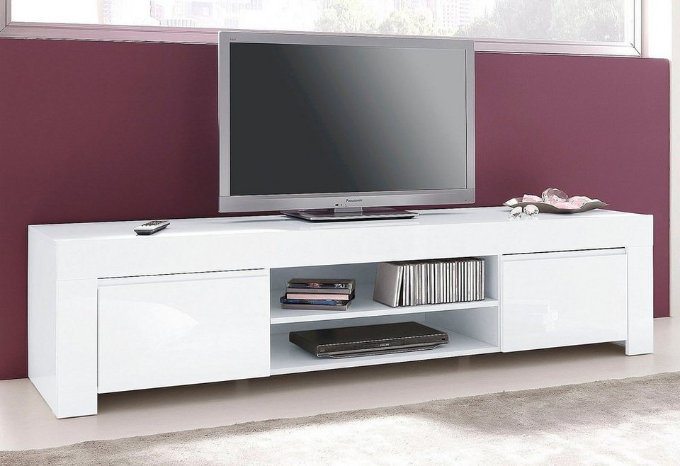 lc tv lowboard breite 140 cm oder 190 cm kaufen otto. Black Bedroom Furniture Sets. Home Design Ideas