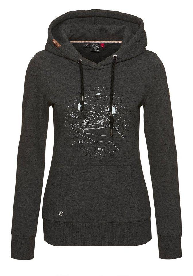 ragwear -  Sweater »BERIT PRINT« Soul of Earth Collection