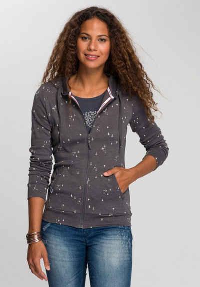 KangaROOS Shirtjacke in unterschiedlichen Print-Dessins
