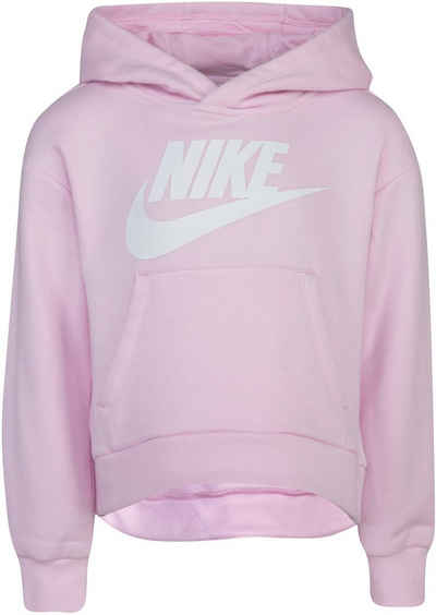 Nike Sportswear Kapuzensweatshirt »CLUB FLEECE HIGH LOW PULLOVER«