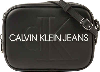 Calvin Klein Jeans Mini Bag »CAMERA BAG«, mit schöner Logo Prägung