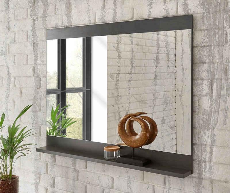 Home affaire Wandspiegel »BROOKLYN«, in dekorativer Rahmenoptik