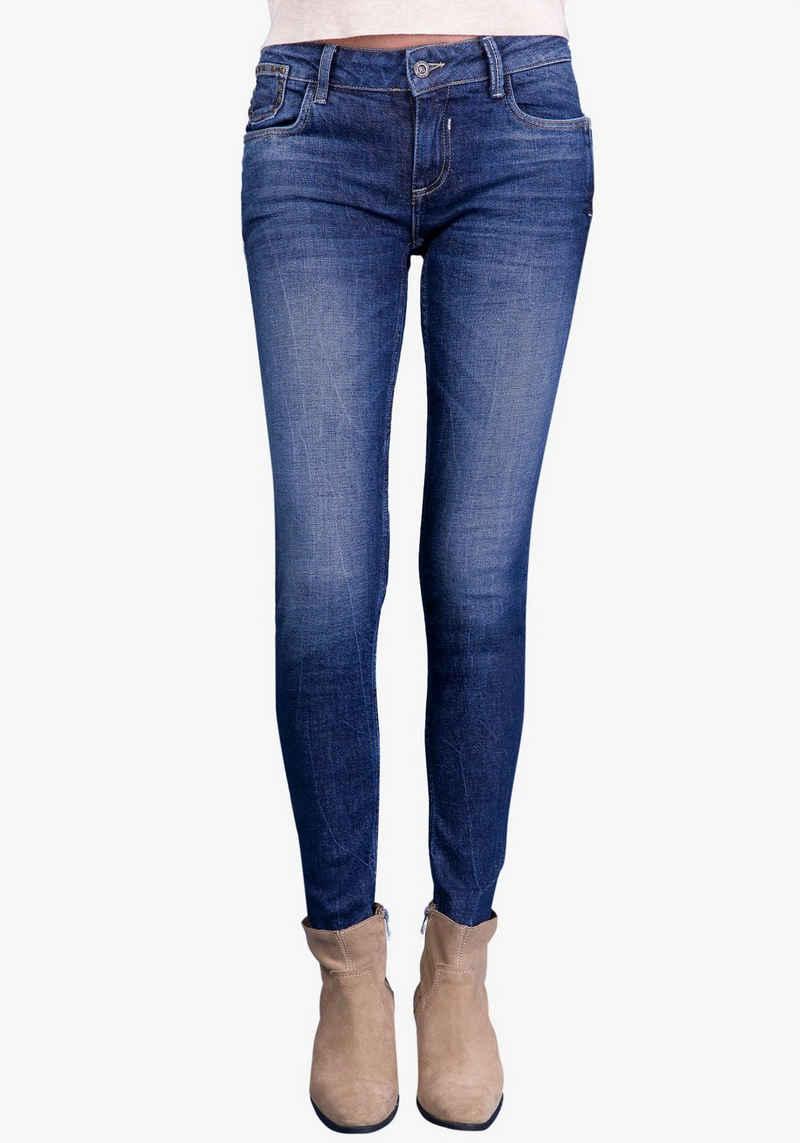BLUE FIRE Skinny-fit-Jeans »CHLOE-BF«