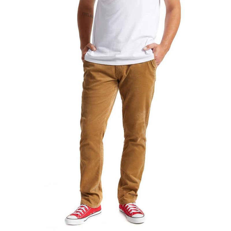 Brixton Cordhose »Choice Chino Pants - khaki cord«